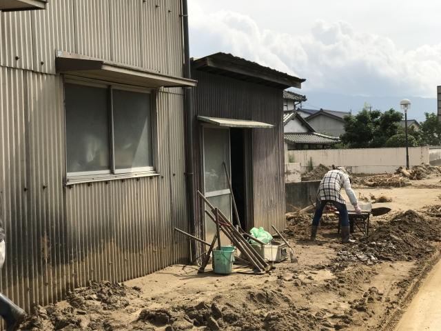 グッズ売上から台風被害義援金の支援を致します。